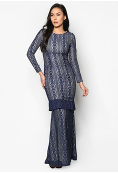 Baju Kurung Lace - Vercato Alyssa