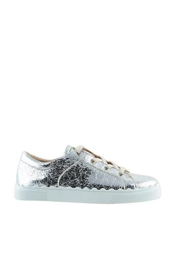 eq:iq silver eqRUTH Metallic Sneakers EQ351SH91XSESG_1
