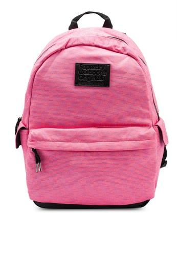 SUPERDRY pink Jersey Stripe Montana 888B1AC884B581GS_1