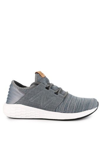 New Balance grey Cruz Knit Pack AF392SHBD4EC35GS 1 c3f090f2f6