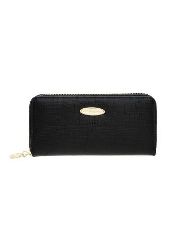 British Polo black British Polo Lynn Zipper Wallet 0F267AC5553870GS_1