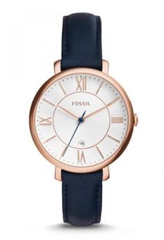 Fossil JACQUELINE簡約女錶 ES3843