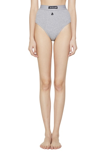 YUYU ACTIVE grey On Fire Pantie 46C31USF14B57BGS_1