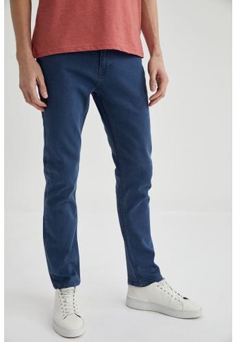 DeFacto grey Man Denim Wall Trouser BDAEDAA40EC2BBGS_1