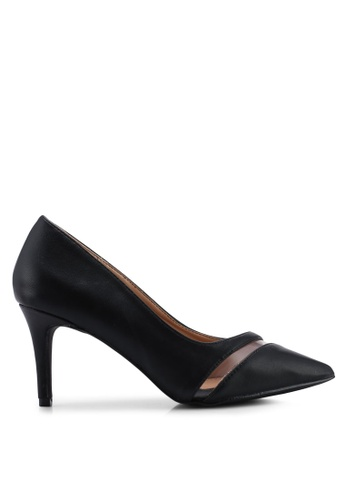 685feab0ede Shop Nose Peak A Boo Heel Pumps Online on ZALORA Philippines