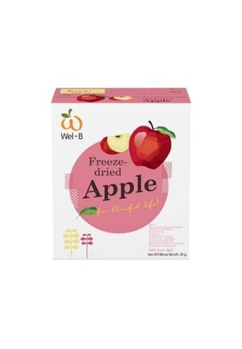 Birds & Bees pink WEL-B FREEZE DRIED APPLE 20GR 5AB3DES1F0E209GS_1