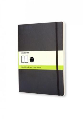 Moleskine black Classic Notebooks Plain Soft Black Xl 182EBHL77BE16EGS_1