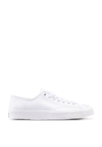 Converse white Jack Purcell Gold Standard Ox Sneakers A839BSHB95FA1DGS_1