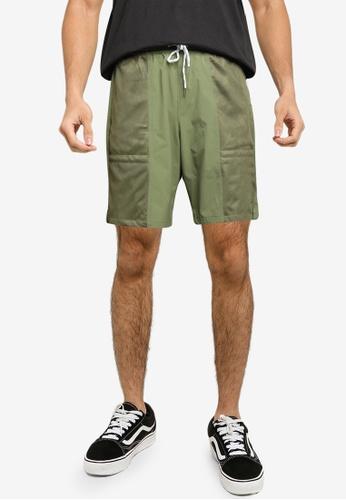niko and ... green Mesh Shorts 7D1EBAA1B9A203GS_1