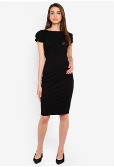9d19656e6436 CLOSET Bodycon Ponte Pencil Dress S$ 111.90. Sizes 8 10 12 14 16