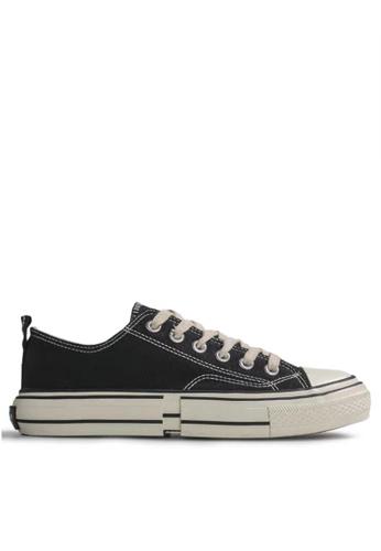 Twenty Eight Shoes Canvas Platform Sneakers XO-09 6C7A7SHFC9FF4FGS_1