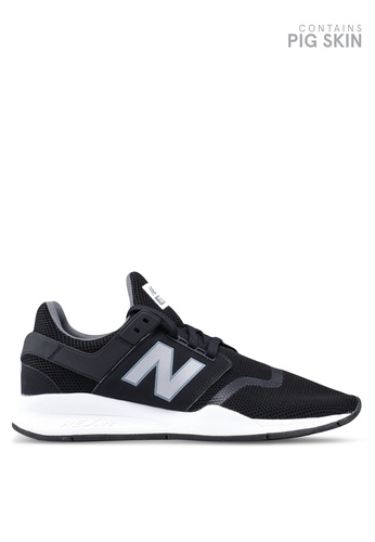 New Balance black 247 V2 Lifestyle Shoes AF95CSHD481EEDGS_1