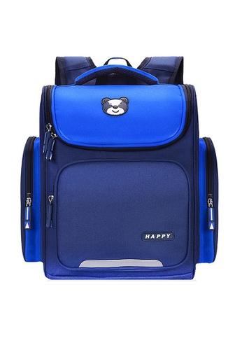 Twenty Eight Shoes navy VANSA Nylon Oxford Backpacks VAK-Bp2002 90B92KCDCC3414GS_1
