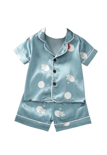 RAISING LITTLE multi Nakano Pajamas 3C346KAB998D5DGS_1