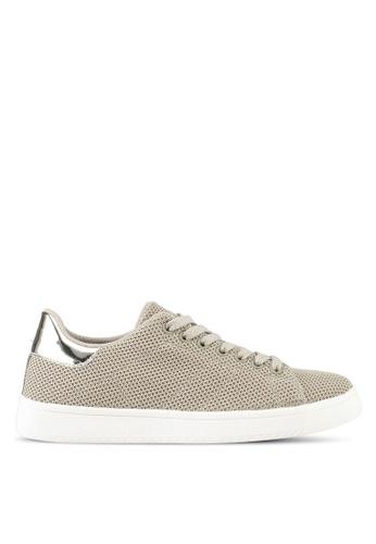 Rubi beige Cathryn Knit Sneakers 05416SHE1CEA58GS_1