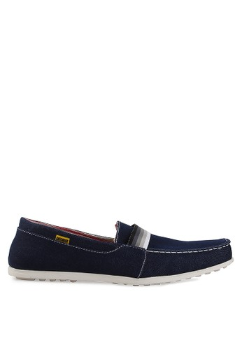CATCHEER navy Edison Casual Shoes CA976SH40WVRID_1
