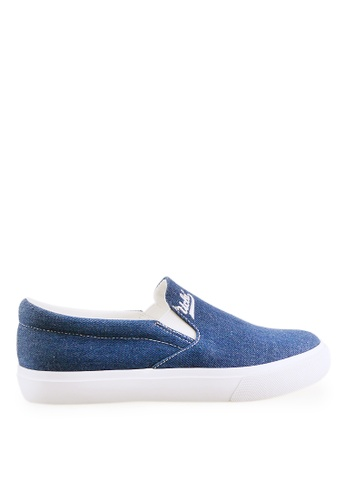 Footspot blue UCLA - Slip-on Sneakers 30F85SH8F63563GS_1
