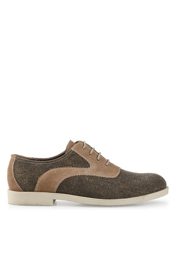 S.Baldo brown Goldy Casual Shoes SB324SH12OXZID_1