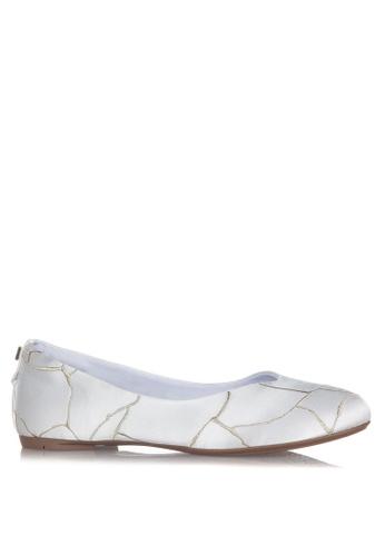 Butterfly Twists white Hanae Flats F1B0CSH77AA6DDGS_1