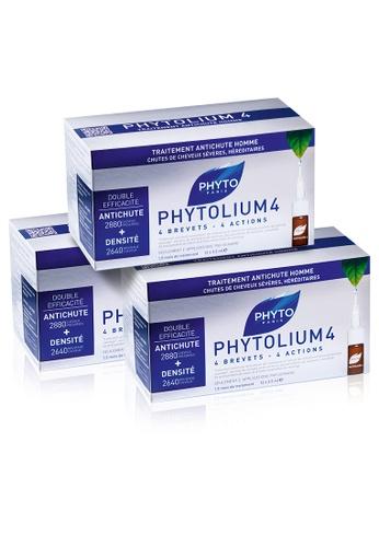 PHYTO Phytolium 4 Anti-Hair Loss Triple Pack 6521ABEF113B28GS_1