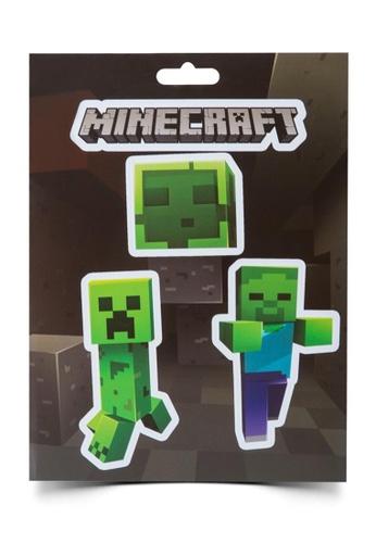 Jinx Jinx Minecraft Mobs Cave Sticker Pack 93EBDTH16FD66FGS_1
