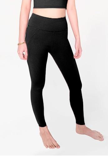 SFITS SFIDN FITS Belle Strappy Legging High Waist Yoga Pilates #2080-17 0FEB3AA0105E65GS_1
