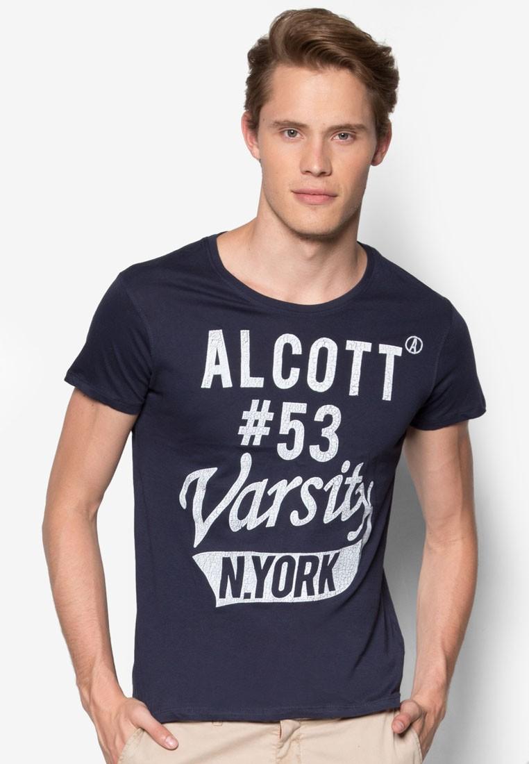 Alcott 53 Varsity T-Shirt