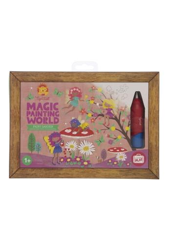 Tiger Tribe Magic Painting World - Fairy Garden 6FE2FTH414B5EDGS_1