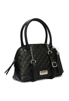 314ae2b47631 72% OFF Jones New York Signature Sofia Satchel Black Bag RM 399.00 NOW RM  111.90 Sizes One Size