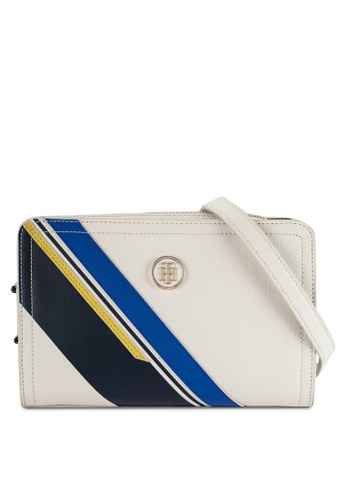 Tommy Hilfiger blue TH PREP BOXY CROSSOVER STRIPE TO861AC0RR0QMY_1
