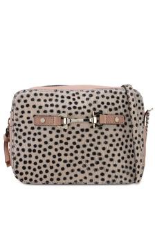 2a40721a3f Buy Dorothy Perkins Nude Snake Pushlock Crossbody Bag Online on ...
