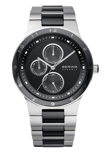 Bering silver Ceramic 32339-742 Black 39 mm Men's Watch 5F441AC1F09EEAGS_1