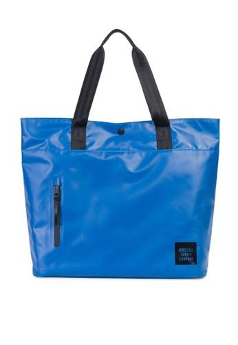 Herschel blue Alexander Studio Tote HE958AC0K9X2PH_1