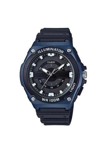 Casio black CASIO GENERAL MWC-100H-2AVDF UNISEX'S WATCH 08E52ACB84AAD2GS_1