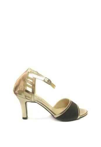 Beauty Shoes black Beauty Shoes 1195 Rosabel Heels Black F632DSHF6F847FGS_1