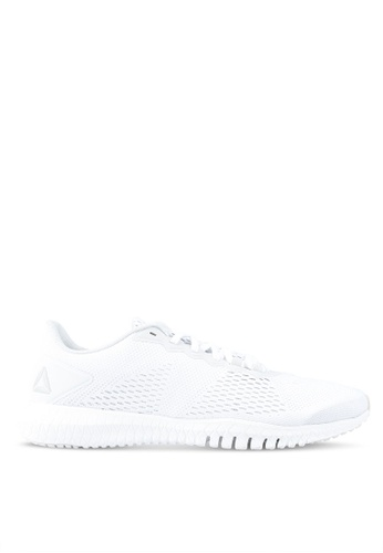 Reebok white Training Mid Flexagon Shoes 4BB74SH3E5C4A7GS_1