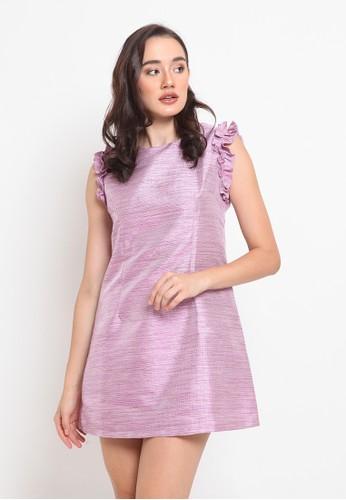 Heart and Feel pink PINKY DRESS F9339AA9EE528CGS_1
