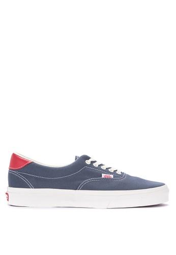 Vans navy Era 59 Lace-up Sneakers 1A850SHC9C5881GS_1