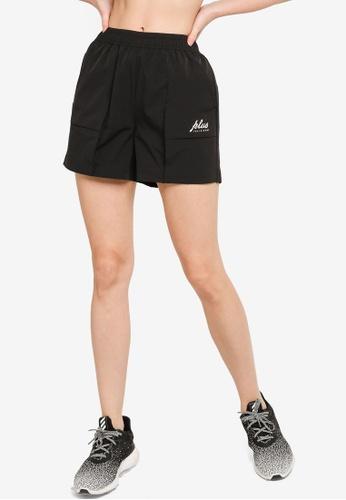 361° black Cross Training Sports Shorts 79AC8AA834C807GS_1