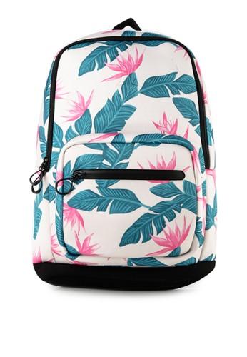798162940 Jual hurley Neoprene Printed Backpack Original | ZALORA Indonesia ®