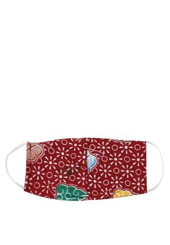 MITHLABS red Masker Batik 22BD1ES58F4B4DGS_1