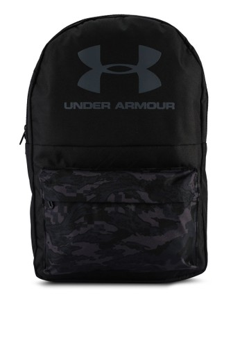 Under Armour black UA Loudon Backpack 5B33EAC81D87F7GS_1