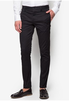 Stretch Slim Chino Trousers