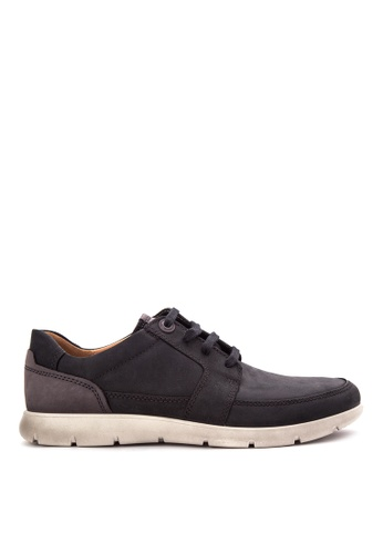 ECCO black Iowa Smart Casual Shoes EC876SH72ODRPH_1