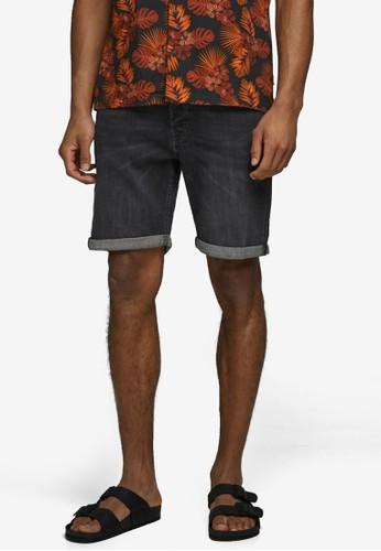 Jack & Jones black Rick Original Shorts 860A3AAAEB8B0AGS_1