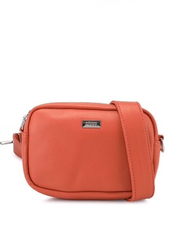 Keddo orange Rose Sling Bag 6967AAC28A03C4GS_1