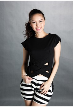 Asher Cut-Out Top
