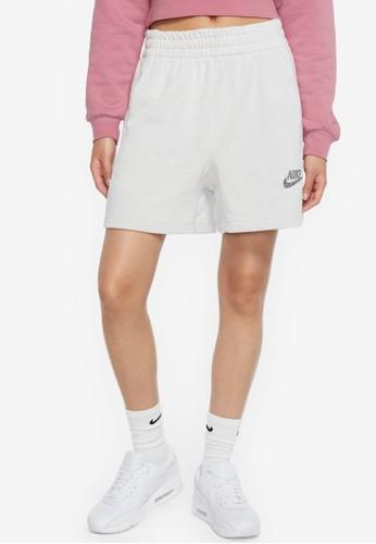 Nike white Women's Sportswear M2Z Shorts D5305AA5DD5B42GS_1