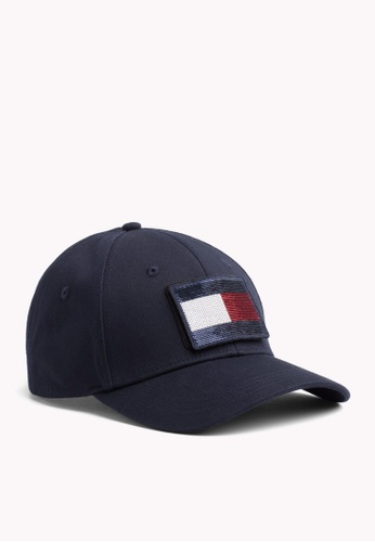 Tommy Hilfiger blue SWAP YOUR PATCH CAP 49271ACCA50F6EGS_1