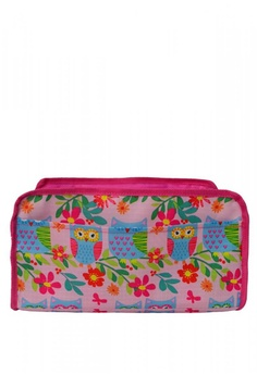 b0a938e9904 Oh My Bag pink Owly Winky Large Bag Organizer B07B1AC3FC6089GS 1